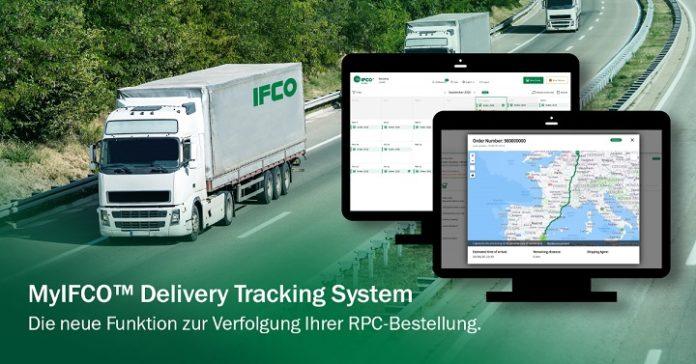 IFCO stellt neues MyIFCO Delivery Tracking System zur Echtzeit-Lieferverfolgung