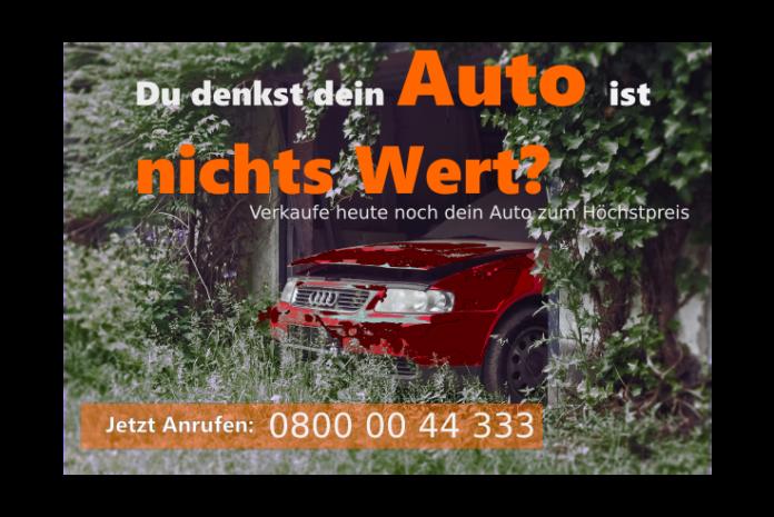 Auto defekt verkaufen - Wo verkaufe ich ein Auto mit Schaden?