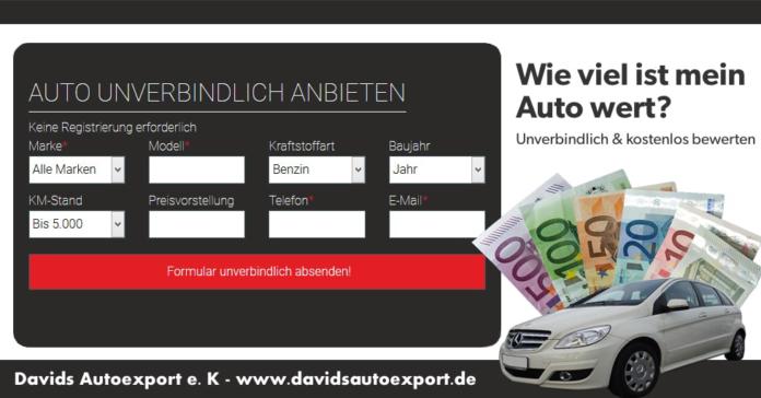 Autoankauf Dortmund bietet mehr für Ihr Auto
