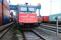 Chinesische Sinotrans etabliert Zugverbindung zwischen Shenzhen und Duisburg