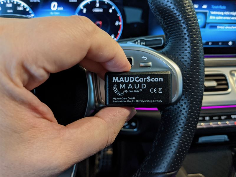 Startup MyAutoData stellt Fahrzeuglesegerät und digitalen Assistenten für Fahrt- und Mobilitätsdaten vor