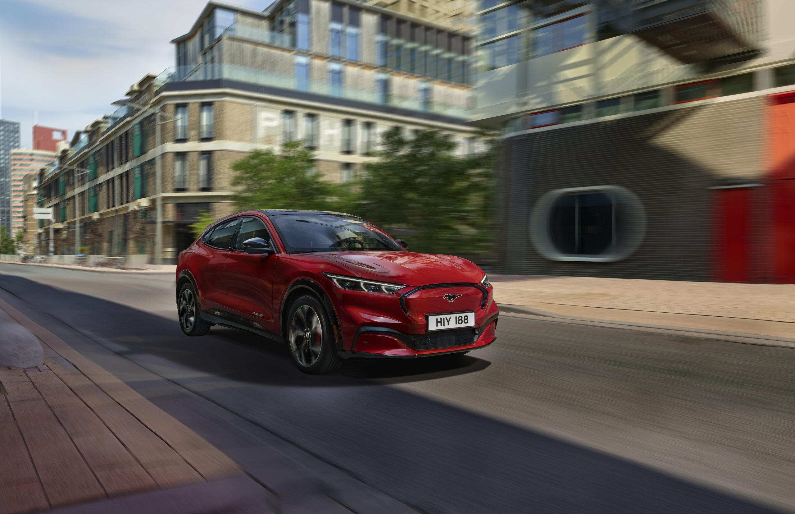 neuen Mustang Mach-E GT