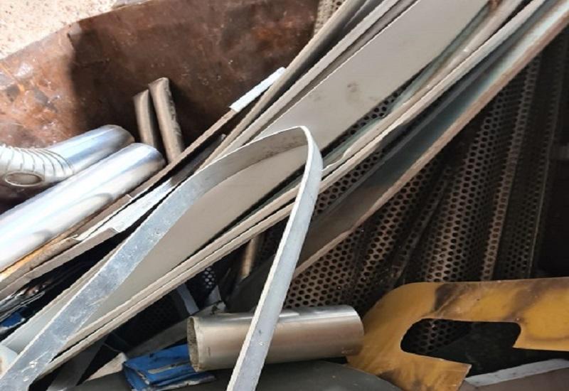 Schrottabholung Kamen: Rohstoff Metall Wiederverwertbar entsorgen
