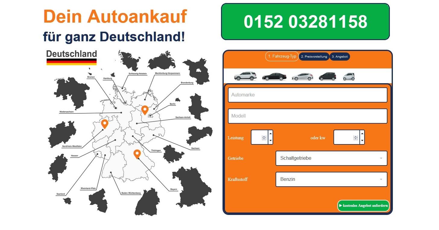 Autoankauf Bochum