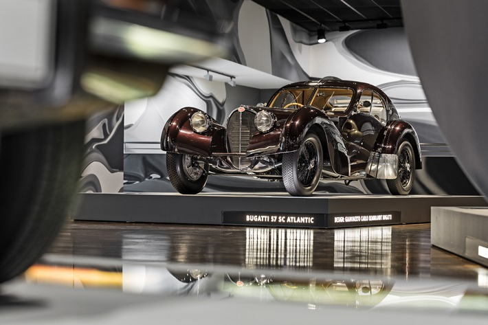 Autostadt Story: Bugatti Type 57 Atlantic - eine Ikone voller Rätsel