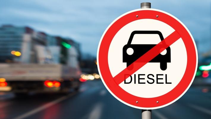 Diesel Fahrzeuge stehen endgültig vor dem Aus