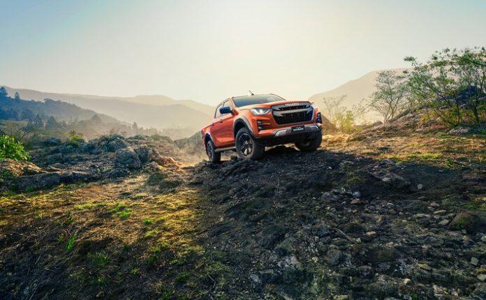 ISUZU bringt neuen Schwung in den Pick-up Markt