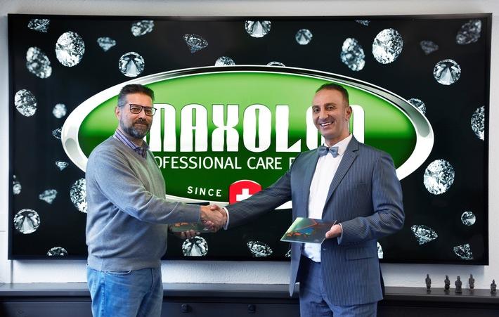 Max Lehner AG (MAXOLEN) Schweiz und DEGAMA Srl (AUTOEQUIPE) Italia beschliessen exklusive Zusammenarbeit für den Vertrieb und Bereitstellung von Waschanlagen in der Schweiz.
