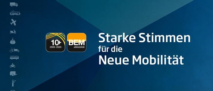 Pressemitteilung: Elektroautos als Energiespeicher: BEM-Mitglieder werben für regulatorische Öffnung