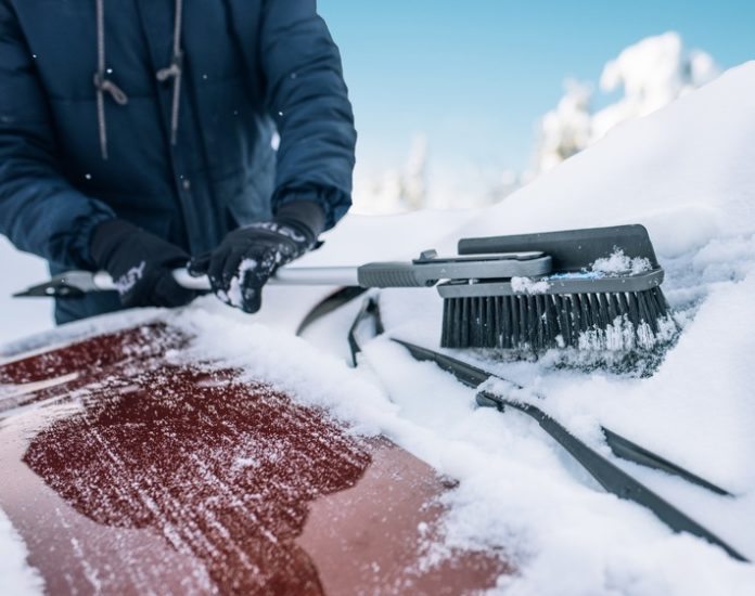 Winterzeit ist Autozeit: So starten Laternenparker stressfrei in den Tag