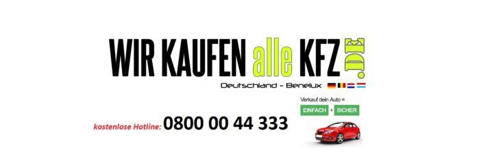 KFZ Ankauf in NRW - Zuverlässige Autoankauf Partner in Nordrhein-Westfalen
