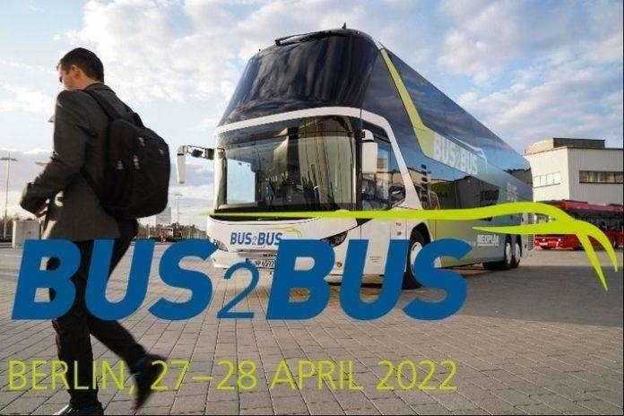 BUS2BUS wechselt ins nächste Jahr