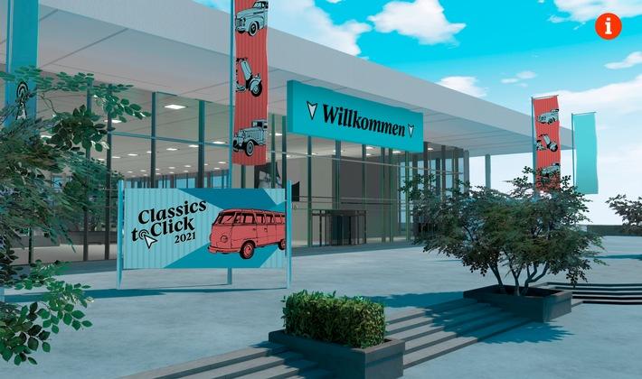 Deutschlands größte Onlinemesse für Oldtimer, Youngtimer