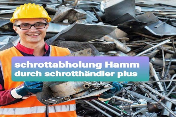 Kostenlose Schrottabholung in Hamm Metallschrott mithilfe Schrotthaendler-plus.de entsorgen