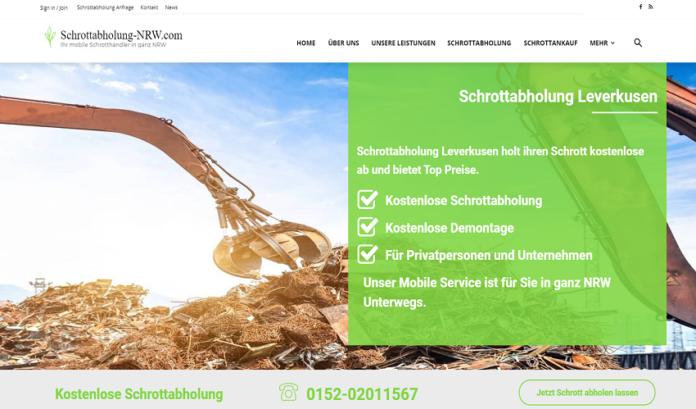 Schrottabholung-NRW