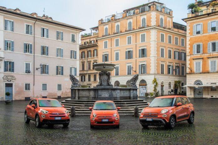 Modellfamilie Fiat 500 wird noch moderner und bietet mehr innovative Technologie