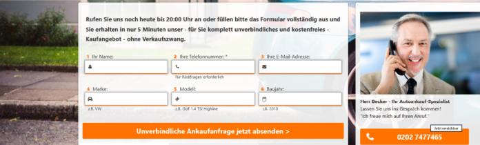 Autoankauf Koblenz - Schnell, sicher und zuverlässig.