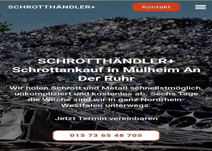 Schrottankauf In Mülheim