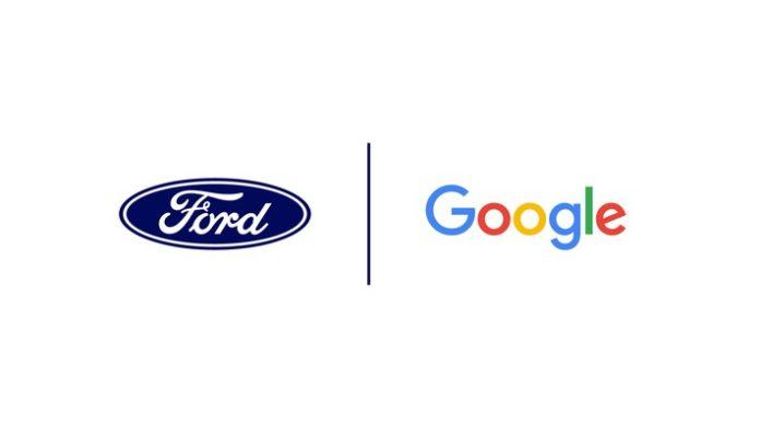 Ford und Google wollen Auto-Innovationen beschleunigen und das vernetzte Fahrzeug zum Erlebnis machen