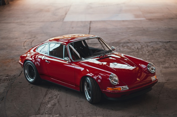 Porsche-Umbau von Mletzko für mehr als 600.000 Euro Ein Porsche der Baureihe 964