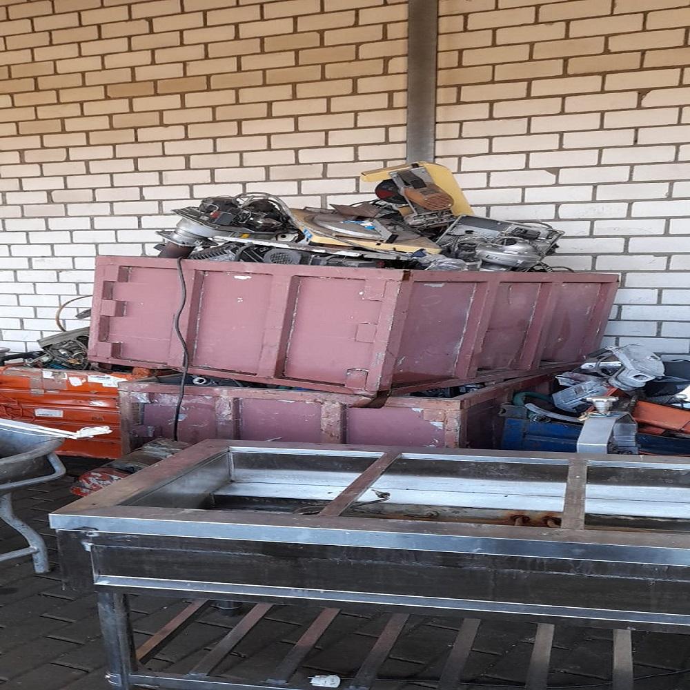 Mobile Schrotthändler Aachen kommen zu Ihnen für Abholung oder Ankauf von Schrott und Altmetalle