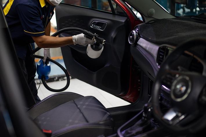 Autoaufbereitung Lüneburg Weststadt - VGB Automobile setzt die Wünsche des Kunden immer in den Mittelpunkt