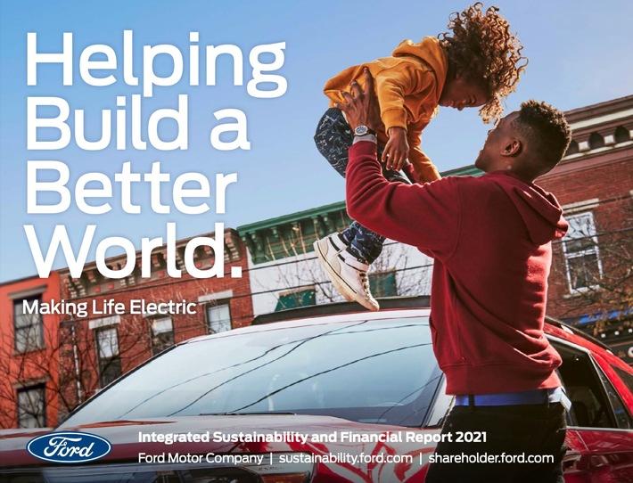 Für eine bessere Welt - Ford verkündet Schritte in Richtung Klimaneutralität und setzt Emissionsziele für 2035