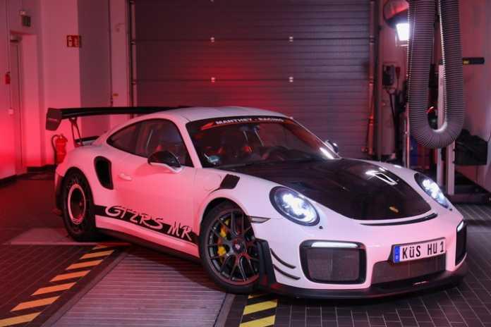 KÜS und Manthey-Racing bauen Technologiepartnerschaft weiter aus