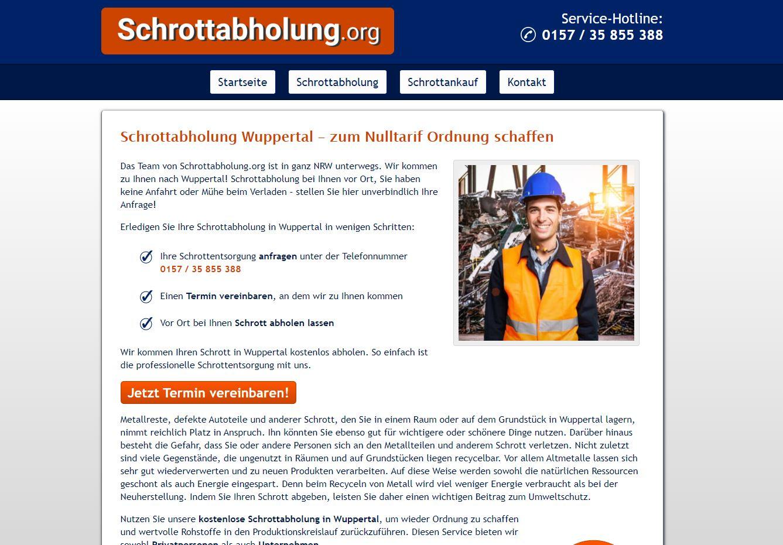 Schrottabholung Wuppertal: Schrott-Recycling – so wichtig ist der Schutz von Ressourcen