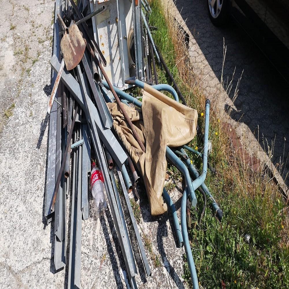 Führen Sie Ihren Metallschrott dem Schrott-Recycling zu in Remscheid