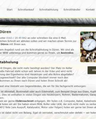 Schrottabholung Dueren 41d8ecb7 324x400 - Kostenlose Schrottabholung für Düren, Altmetall, Kabel, Elektroschrott