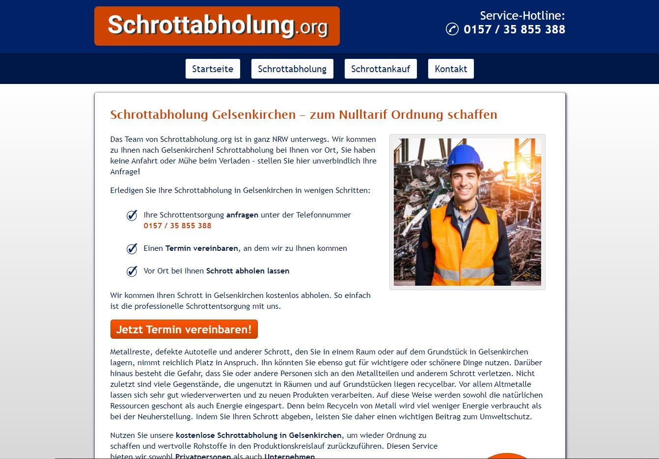 SchrottabholungGelsenkirchen