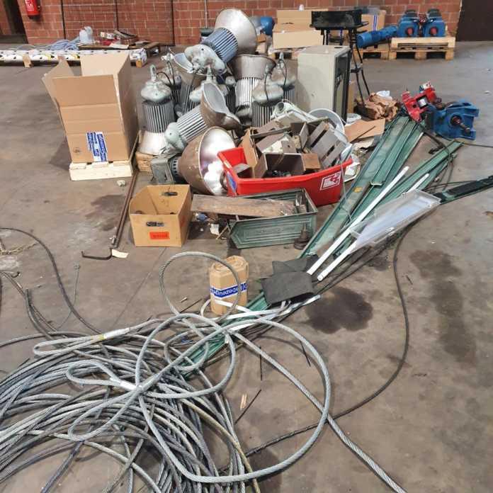 Schrottankauf Siegen hilft, wenn der Keller, der Dachboden, die Garage oder der Firmenhof im Chaos versinkt