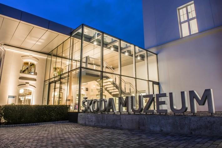 Das SKODA Museum in Mladá Boleslav hat seine Türen gestern geöffnet, zunächst nur für Einzelbesucher. / Weiterer Text über ots und www.presseportal.de/nr/28249 / Die Verwendung dieses Bildes ist für redaktionelle Zwecke unter Beachtung ggf. genannter Nutzungsbedingungen honorarfrei. Veröffentlichung bitte mit Bildrechte-Hinweis.