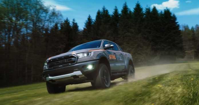 Ford wird neuer Mobilitätspartner von STIHL TIMBERSPORTS® und Hauptsponsor der internationalen Extremsportserie