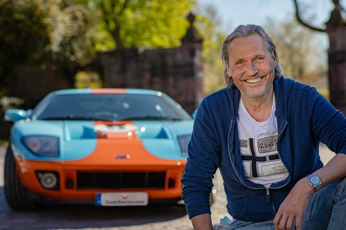 Auto- und Lifestyle-Plattform mit täglichen Auktionen geht live
