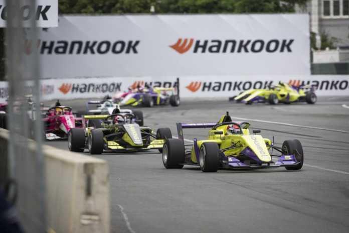 Hankook mit Frauenpower: W Series startet auf Hankook Rennreifen im Rahmen der Formel 1