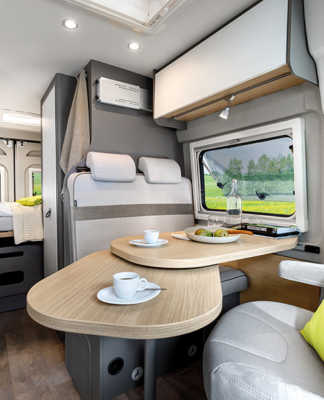innovan kueche 75 ae678416 324x400 - Der neue LMC Innovan: jetzt bei Reisemobile Taufratshofer bestellbar