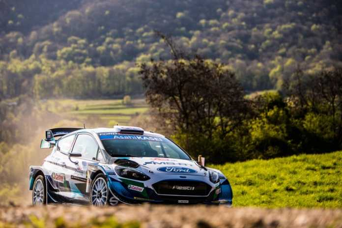 M-Sport Ford startet bei der Rallye Portugal mit einem Großaufgebot an Nachwuchsstars