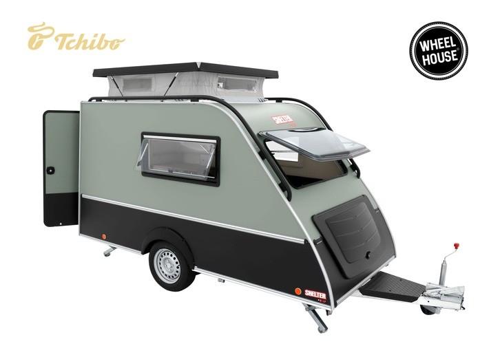 Mini-Wohnwagen bei Tchibo: Camping-Abenteuer ab 12.950 Euro