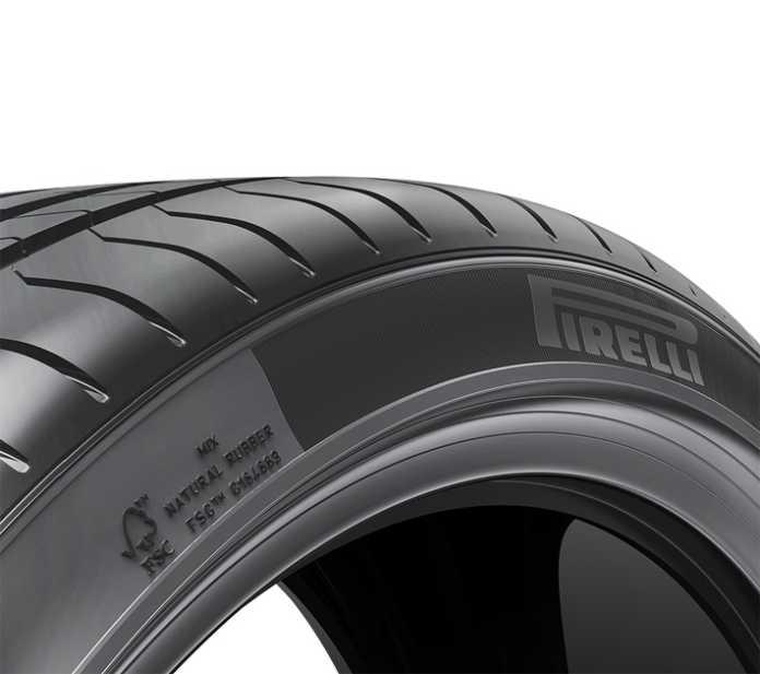 Nachhaltiger Reifen: BMW fährt auf weltweit erstem FSC-zertifizierten Reifen von Pirelli