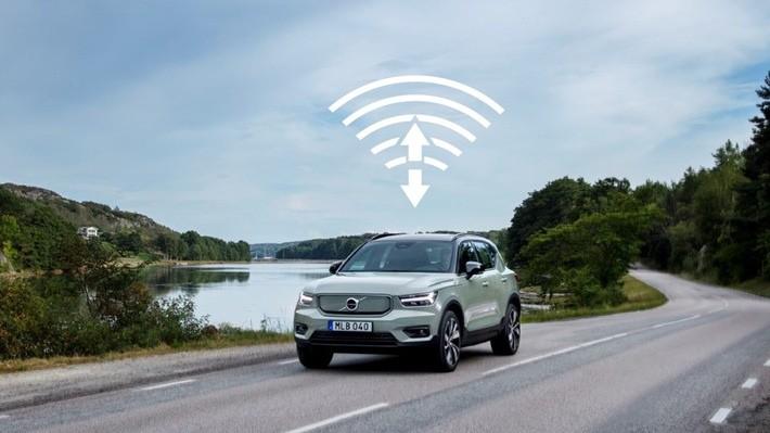 Volvo Cars und Ericsson erstellen HD-Karten für autonome Fahrzeuge via 5G