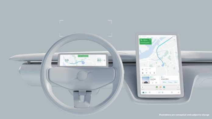 Sicheres und vernetztes Nutzererlebnis: Volvo Cars und Google vertiefen Partnerschaft