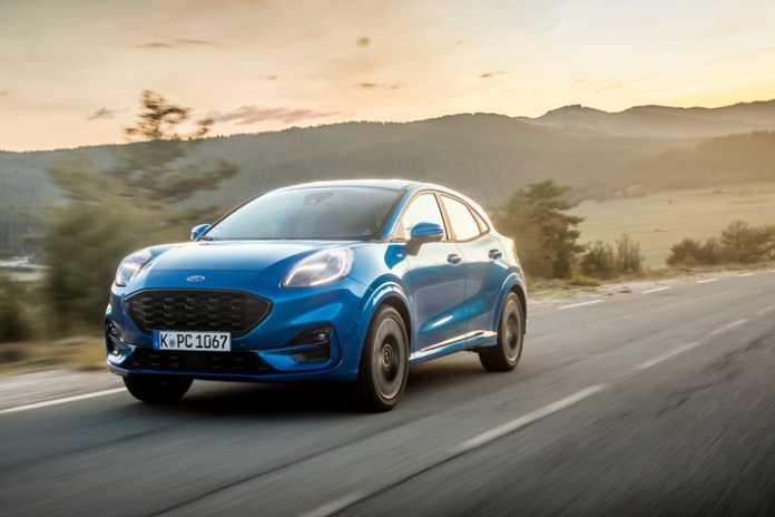25 Prozent Versicherungs-Nachlass für Käufer eines Ford Puma MHEV