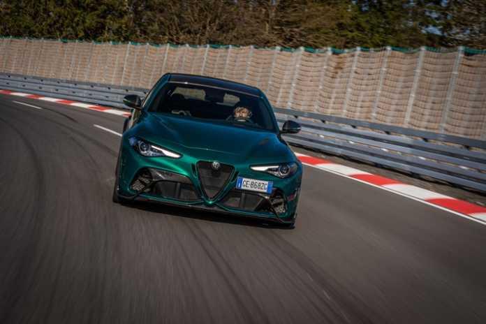 Die Alfa Romeo Giulia GTAm im Urteil von Rennfahrer Christian Menzel: