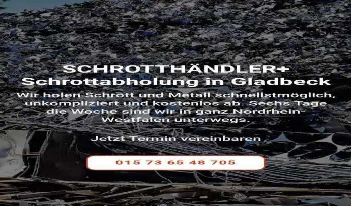 Schrottabholung Gladbeck vor Ort-39a74131