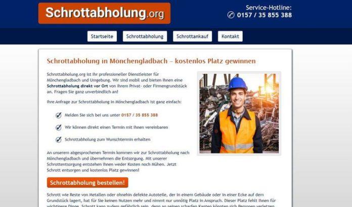 Schrottabholung.org