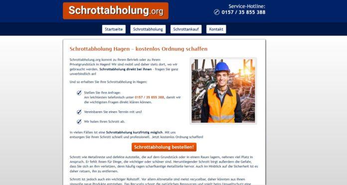 Schrottabholung.org-449f41b4